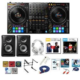 15大特典付 Pioneer(パイオニア) / DDJ-1000 / S-DJ80X 激安プロ向けCセット 【rekordbox dj 無償対応】