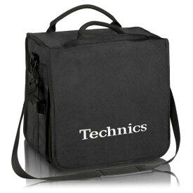 Technics / BackBag (Black/Silver) 【レコード約60枚収納可】 レコードバッグ 【テクニクス】