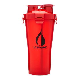 Hydra Cup / HYDRA36 (Rocket Red) 36オンス(約1050mL) Dual Threat Shaker Bottle プロテイン シェーカー ボトル ヒドラカップ