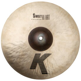 "Zildjian(ジルジャン) / ""K Sweet Collection"" Sweet HiHat 14″ K0722 (BOTTOM) [NIZL14SW.HHBM] ハイハット ボトム"