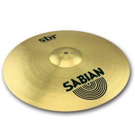 SABIAN(セイビアン) / SBR CRASH RIDE 【SBR-18CR】18インチ・クラッシュライドシンバル