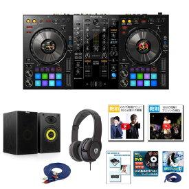 8大特典付 Pioneer DJ(パイオニア) / DDJ-800 激安定番Bセット【rekordbox dj 無償】