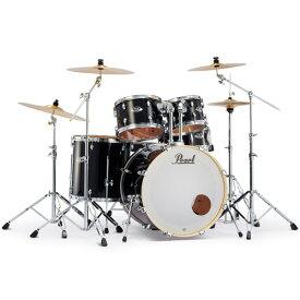 Pearl(パール) / EXPORT EXX Covering 2クラッシュシンバルパック [ジェットブラック] 【EXX725S/C-2CSN 31】 ドラム一式セット シンバル付フルセット