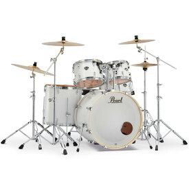 Pearl(パール) / EXPORT EXX Covering 2クラッシュシンバルパック [ピュアホワイト] 【EXX725S/C-2CSN 33】 ドラム一式セット シンバル付フルセット