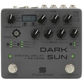 Seymour Duncan(セイモア・ダンカン) / Dark Sun - Digital Delay & Reverb ディレイ リバーブ - 《ギターエフェクター》