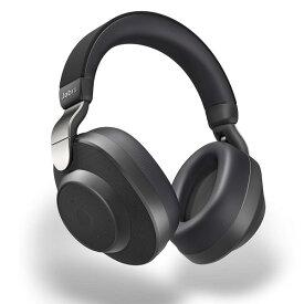Jabra / Elite 85h (TITANIUM BLACK) ノイズキャンセリング機能搭載 ワイヤレスヘッドホン 直輸入品 【ジャブラ】