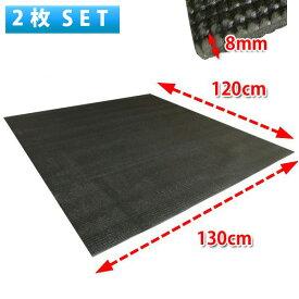 【2枚セット】Pro-group(プロ・グループ) / FDM-01 【ドラムマット】【サイズ:約130cm x 120cm x 0.8cm】