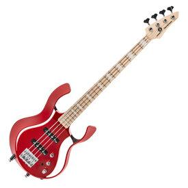 VOX(ヴォックス) / Starstream Active Bass 2S Artist Metalic Red(メタリックレッド) [VSBA-A2S-RDMR] - エレキベース - 【ギグバッグ付属】