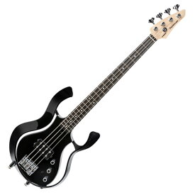 VOX(ヴォックス) / Starstream Active Bass 1H Artist Metal Black(メタルブラック) [VSBA-A1H-MBMB] - エレキベース - 【ギグバッグ付属】