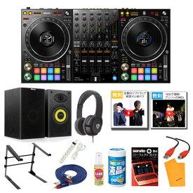 12大特典付 Pioneer(パイオニア) / DDJ-1000SRT 激安安心スタートセット【Serato DJ Pro 無償対応】