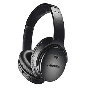 Bose(ボーズ) / QuietComfort 35 wireless II (Black) ノイズキャンセリング機能搭載 Bluetooth対応 ワイヤレスヘッドホン 直輸入品