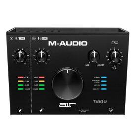 M-Audio(エム・オーディオ) / AIR 192 | 6 -2in/2out USBオーディオ/MIDIインターフェース - ※納期はお問い合わせください
