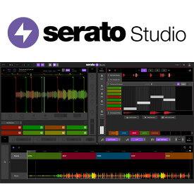 SERATO(セラート) / SERATO Studio ビートメイキングソフトウェア 【10月2日まで30% OFF】