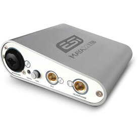 ESI(イーエスアイ) / MAYA22 USB - 2 x 2 USBオーディオインターフェース - (YAMAHA / AG03,AG06 Steinberg / UR22 mk2,UR242,UR22C,UR24C 同機能ループバック対応)