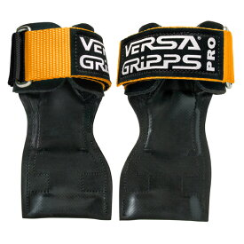 Versa Gripps(バーサグリップ) / PRO GOLD Lサイズ (約18〜20cm) パワーグリップ トレーニングアクセサリー 【正規販売店・正規品】