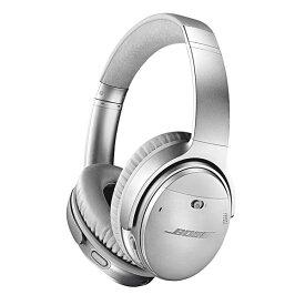 BOSE / QuietComfort 35 wireless II (Silver) ノイズキャンセリング機能搭載 Bluetooth対応 ワイヤレスヘッドホン 【直輸入品 / ボーズ】