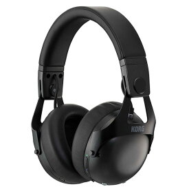 Korg(コルグ) / NC-Q1 BK (ブラック) ノイズキャンセリング・Bluetooth対応DJヘッドホン