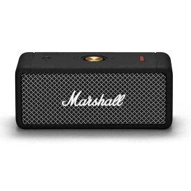 Marshall / Emberton (BLACK) IPX7防水仕様 Bluetooth対応ワイヤレススピーカー 直輸入品 【マーシャル】