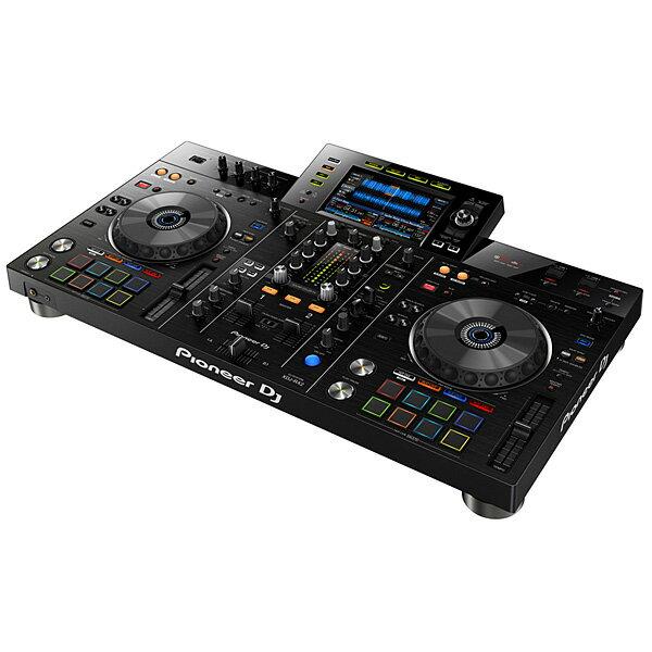 4大特典付 Pioneer(パイオニア) XDJ-RX2 【rekordbox dj ライセンス付属】 USBメモリー、iPhone、Android 対応 DJコントローラー