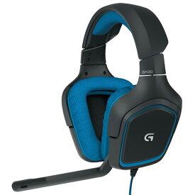 Logicool G430 Surround Sound Gaming Headset - 7.1ch対応ゲーミングヘッドセット ロジクール 直輸入品 Logitech