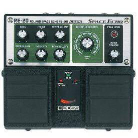 1大特典付 Boss(ボス) / RE-20 Space Echo - スペースエコー 《ギターエフェクター》 【5月下旬 極少入荷予定】