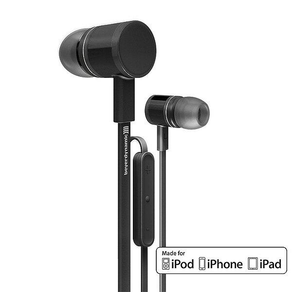 Beyerdynamic iDX 120 iE iPhone対応 3ボタンリモコン・マイク付 カナル型イヤホン 直輸入品 ベイヤーダイナミック