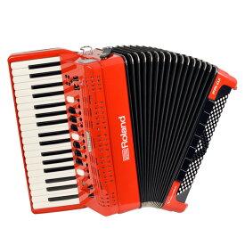 1大特典付 Roland(ローランド) / FR-4X (RED) Vアコーディオン(ピアノ鍵盤タイプ) デジタルアコーディオン