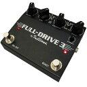 Fulltone FULL DRIVE 3 オーバードライブ ギターエフェクター 直輸入品 フルトーン