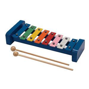 Schylling / Wood Xylophone (マレット付属) - 鉄琴 -