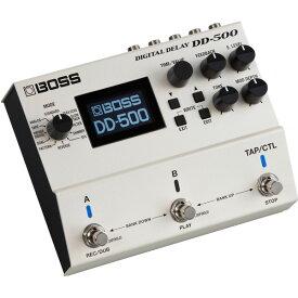 1大特典付 Boss(ボス) / DD-500 Digital Delay - ディレイ - 《ギターエフェクター》