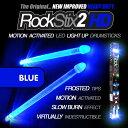 光るドラムスティック ブルー Rockstix2 / Blue HD 【パリピグッズ】