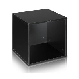 Zomo(ゾモ) / VS-Box 100 Black (組立式) - 12インチレコード収納BOX - 【約100枚収納可能】