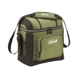 Coleman(コールマン) / 16Can Soft Cooler With Hard Liner (Green) ソフトクーラーバッグ クーラーボックス 直輸入品