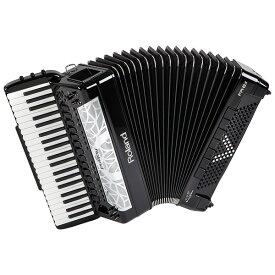 1大特典付 Roland(ローランド) / FR-8X BK (BLACK) Vアコーディオン(ピアノ鍵盤タイプ) デジタルアコーディオン
