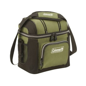 Coleman(コールマン) / 9Can Soft Cooler With Hard Liner (Green) - ソフトクーラーバッグ / クーラーボックス 直輸入品