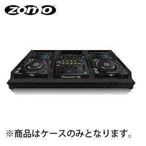 Zomo(ゾモ) Flightcase Set 2900MK2 NSE 【Pioneer CDJ-2000NXS2, CDJ-1000, CDJ-900, CDJ-800 x2 + Pioneer DJM-900NXS2 対応】 フライトケース
