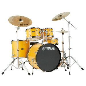 YAMAHA(ヤマハ) / RYDEEN(ライディーン) [RDP2F5STD YL(メローイエロー)]【22BD シンバル付きフルセット】 - ドラムセット -