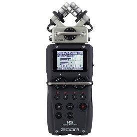 Zoom(ズーム) H5 ハンディレコーダー
