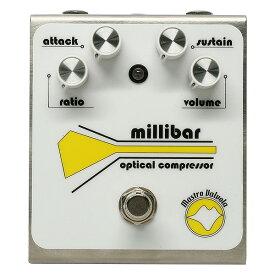 MastroValvola / millibar(ミリバーム) オプティカル・コンプレッサー