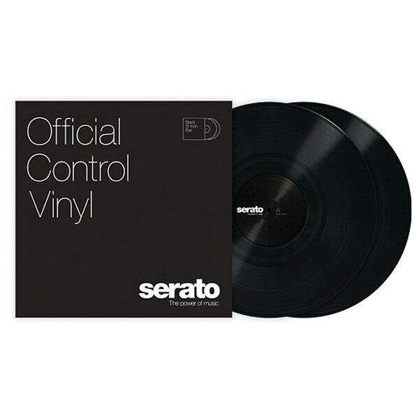Serato Performance Series Control Vinyl [BLACK] [2LP] 【セラートコントロールトーン収録 SERATO SCRATCH LIVE, SERATO DJ】