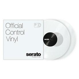 Serato Performance Series Control Vinyl [CLEAR] [2LP] 【セラートコントロールトーン収録 SERATO SCRATCH LIVE, SERATO DJ】