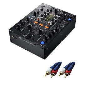 1大特典付 Pioneer(パイオニア) / DJM-450 【rekordbox dj、rekordbox dvs ライセンス同梱】 DVS機能・エフェクト搭載 DJミキサー