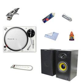 1大特典付 Pioneer DJ(パイオニア) / PLX-500-W リスニングセット