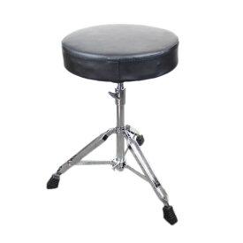 ドラムスローン EST-HG99 【回転式で高さ調節簡単】 Euro Styleユーロスタイル / ダブルレッグ仕様 イス 椅子 スツール