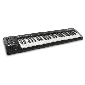 M-Audio / Keystation 49 MK3 (49鍵盤) MIDIキーボード ・ コントローラー 【Pro Tools First M-Audio Edition、Ableton Live Lite付属】【エム・オーディオ】