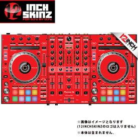 12inch SKINZ / Pioneer DDJ-SX3 SKINZ(Red) 【DDJ-SX3用スキン】