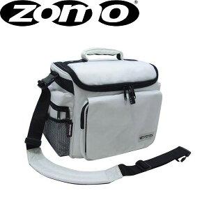 Zomo(ゾモ) / DJ-Tank (White) CDホルダー付き 12インチレコード 約70枚収納可能レコードバッグ
