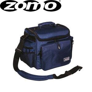 Zomo(ゾモ) / DJ-Tank (Navy) CDホルダー付き 12インチレコード 約70枚収納可能レコードバッグ