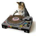 Suck UK / Cat Scratch ターンテーブル型 ネコ用 爪とぎ 海外取寄せ品 サックユーケー