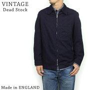 DeadStock50-60SHOLDFASTコットンドリルワークジャケット[INDIGO]メンズヴィンテージインディゴイギリスビンテージ送料無料楽天通販【RCP】